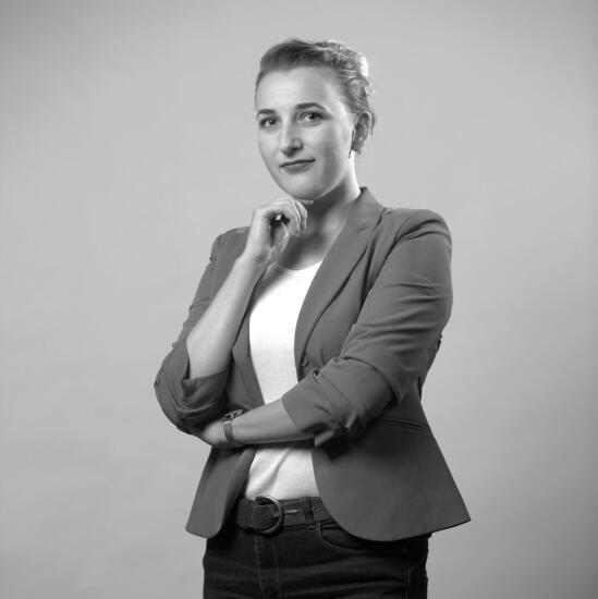 Magdalena Lach - Specjalista ds. organizacyjnych