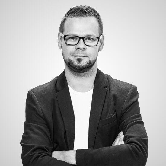 Paweł Kądziela - Członek Zarządu