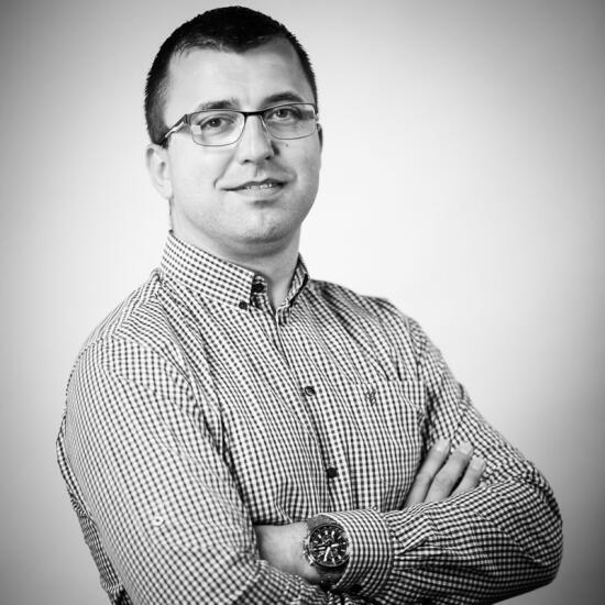 Adam Wieczorek - Pełnomocnik ds. techniki