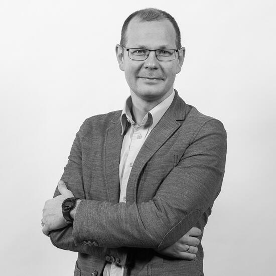 Wojciech Dróżdż - Prowadzący