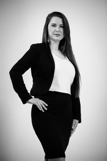 Roksana Hadryan - Prezenterka
