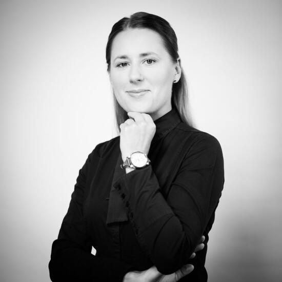 Katarzyna Dorszewska - Kierownik Działu Produkcji Telewizyjnej i Filmowej