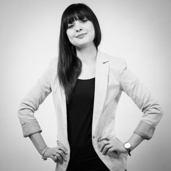 Paulina Michałek-Komorowska - Specjalista ds. marketingu i produkcji TV