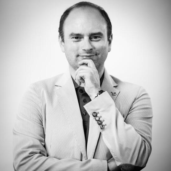 Paweł Różycki - Członek Zarządu, Dyrektor Programowy