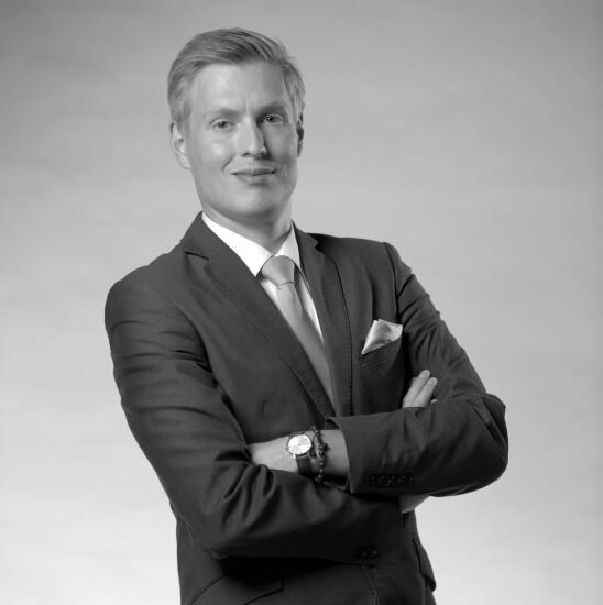 Artur Maras - Dziennikarz/Prezenter