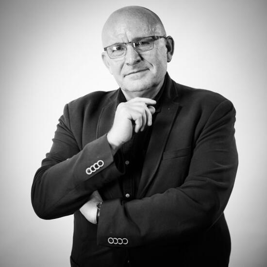 Piotr Grześ - Prezenter