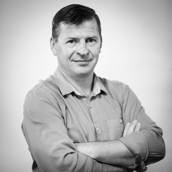 Jacek Gawroński - Prowadzący
