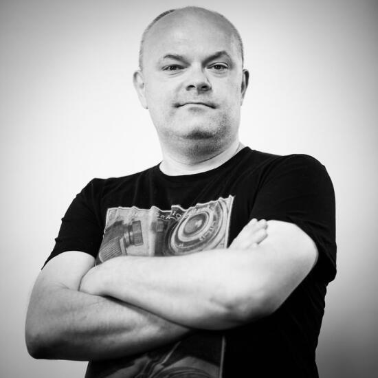 Marcin Szymański - Montażysta