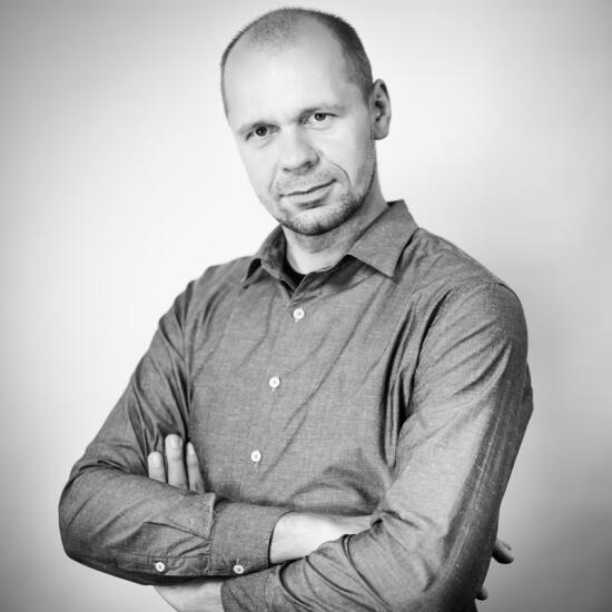 Zbigniew Komorowski - Kierownik sekcji operatorskiej