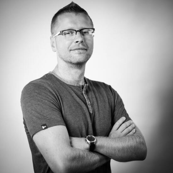 Łukasz Januszewski - Operator kamery