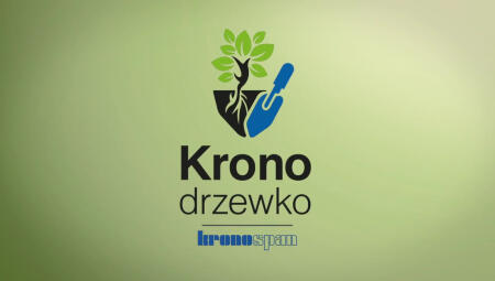 KRONOSPAN - Kronodrzewko 2017